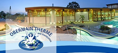Thermalbad Obermain Therme Bad Staffelstein